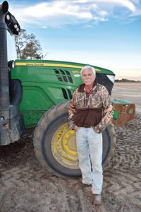 Danny Bowen oversees Generation Farms' farming operations in the Vidalia, Georgia area, which include onions, watermelon, snap beans, cotton, peanuts, corn and soybeans.
