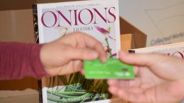 A new book with more than 150 recipes for every sort of onion was doing brisk business at the NOA Convention in early December.